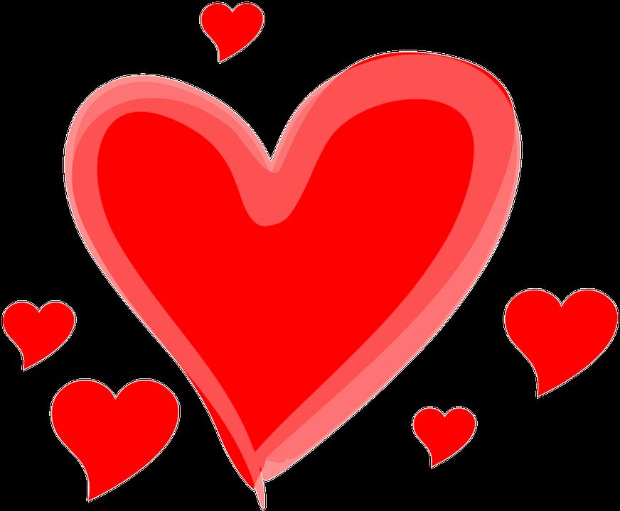 Alla hjärtans meny